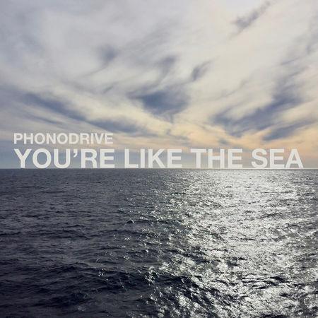 You're like the sea cover
